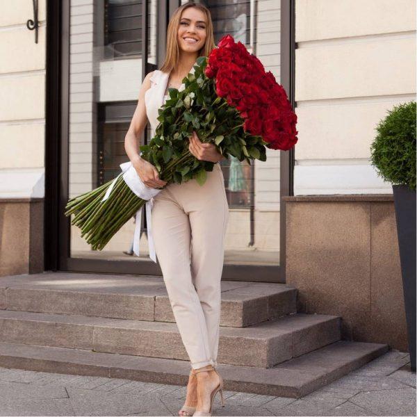 Высокие розы новосибирск