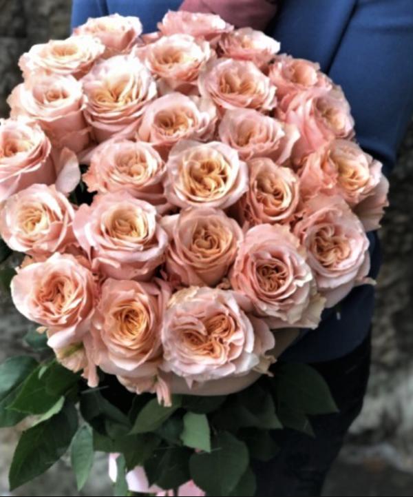 Букет из 25 роз Shimmer
