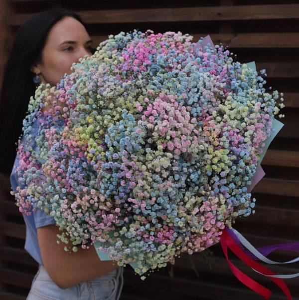 Гипсофила Букет Разноцветная