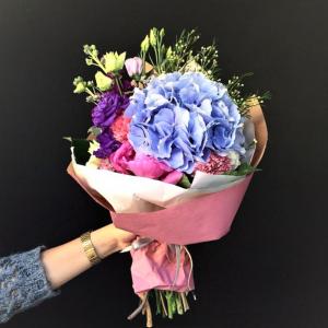 Доставка цветов гортензия