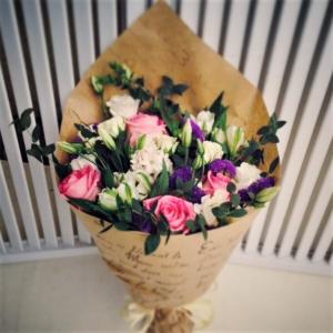 Доставка цветов дешево букет