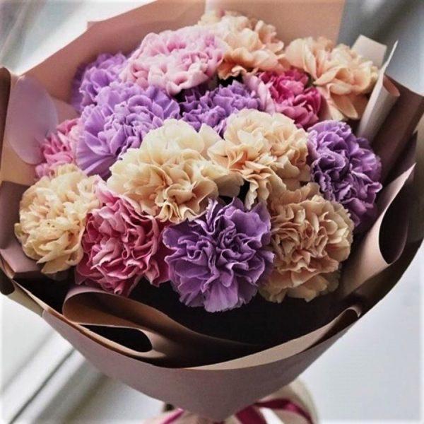 Заказать цветы с доставкой Нежный