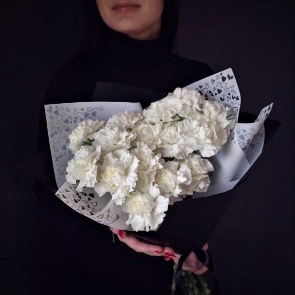 Заказать цветы с доставкой диантус