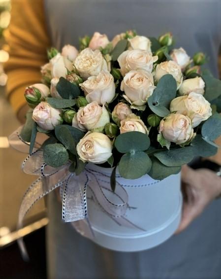 """Коробочка роз """"Бомбастик"""""""