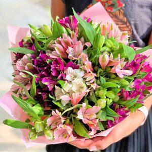 Купить цветы Альстромерия