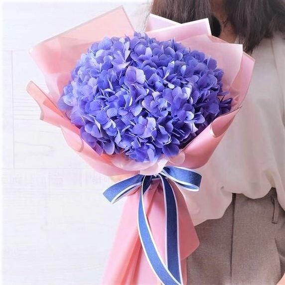 Купить цветы в Новосибирске Гортензия