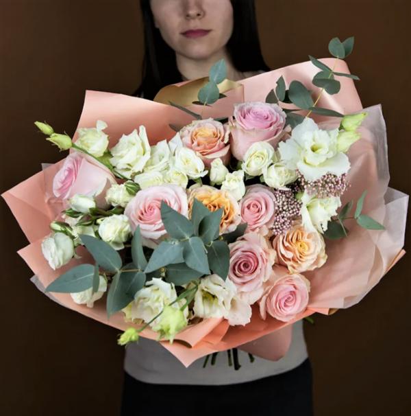 Новосибирск розы с доставкой