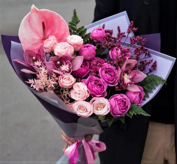 Новосибирск цветы с доставкой