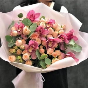 Премиум букет цветов