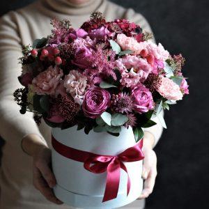 Сиреневый микс цветов