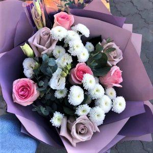 С любовью и цветами