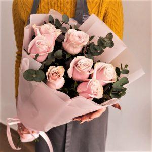 Цветы Новосибирск Мини Букет