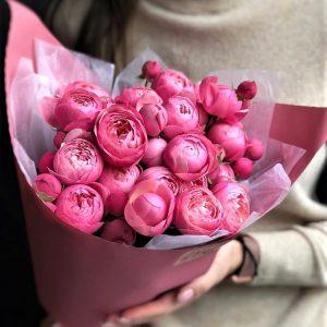 Букет цветов под заказ Сильвия
