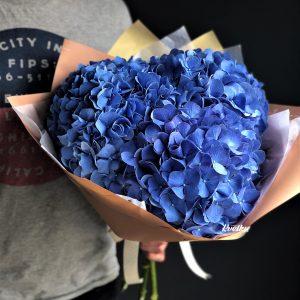 Доставка цветов гортензии